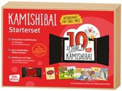Cover-Bild zu Kamishibai-Jubiläums-Starterset von Don Bosco Medien, Redaktionsteam (Hrsg.)