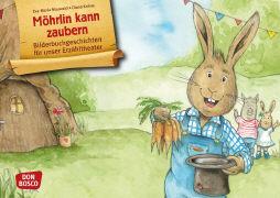 Cover-Bild zu Möhrlin kann zaubern von Maywald, Eva-Maria