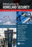 Cover-Bild zu Introduction to Homeland Security, Third Edition (eBook) von McElreath, David H.