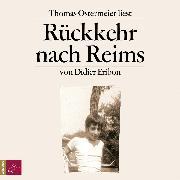 Cover-Bild zu Rückkehr nach Reims (Audio Download) von Eribon, Didier