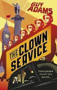 Cover-Bild zu The Clown Service (eBook) von Adams, Guy