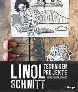 Cover-Bild zu Linolschnitt - Techniken und Projekte