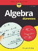 Cover-Bild zu Algebra für Dummies (eBook) von Sterling, Mary Jane