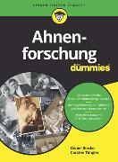 Cover-Bild zu Ahnenforschung für Dummies von Riecke, Daniel