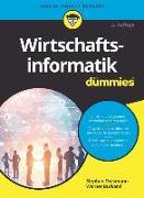 Cover-Bild zu Wirtschaftsinformatik für Dummies von Thesmann, Stephan