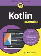 Cover-Bild zu Kotlin für Dummies von Weinschenker, Jan