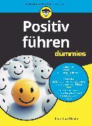 Cover-Bild zu Positiv führen für Dummies (eBook) von Thiele, Christian