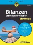 Cover-Bild zu Bilanzen erstellen und lesen für Dummies von Griga, Michael