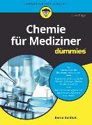 Cover-Bild zu Chemie für Mediziner für Dummies von Goldfuß, Bernd