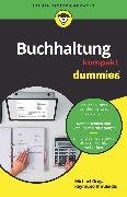 Cover-Bild zu Buchhaltung kompakt für Dummies (eBook) von Griga, Michael