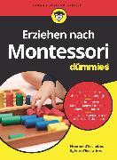 Cover-Bild zu Erziehen nach Montessori für Dummies (eBook) von d'Esclaibes, Sylvie