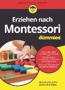 Cover-Bild zu Erziehen nach Montessori für Dummies von d'Esclaibes, Noémie