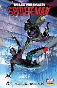 Cover-Bild zu Miles Morales: Spider-Man 3 - Familienprobleme (eBook) von Saladin, Ahmed