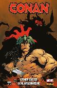 Cover-Bild zu Conan - Kampf um die Schlangenkrone (eBook) von Ahmed, Saladin