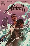 Cover-Bild zu Abbott #5 (eBook) von Ahmed, Saladin