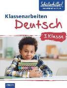 Cover-Bild zu Deutsch 3. Klasse von Ehrenstein, Tanja von
