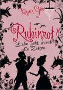 Cover-Bild zu Rubinrot von Gier, Kerstin