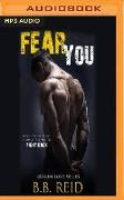Cover-Bild zu Fear You von Reid, B. B.