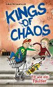 Cover-Bild zu Leonhardt, Jakob M.: Kings of Chaos (2). Fit wie ein Faultier