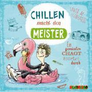Cover-Bild zu Leonhardt, Jakob M.: Chillen macht den Meister