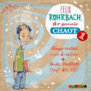 Cover-Bild zu Leonhardt, Jakob M.: Felix Rohrbach, der geniale Chaot