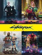 Cover-Bild zu The World of Cyberpunk 2077 von Batylda, Marcin