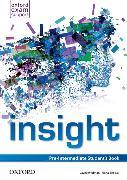 Cover-Bild zu insight: Pre-Intermediate: Student's Book