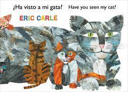 Cover-Bild zu ¿Ha visto a mi gata? (Have You Seen My Cat?) von Carle, Eric