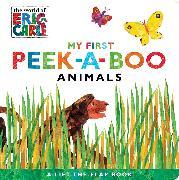 Cover-Bild zu My First Peek-A-Boo Animals von Carle, Eric