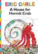 Cover-Bild zu House for Hermit Crab von Carle, Eric