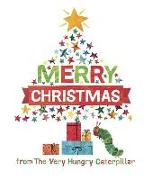 Cover-Bild zu Merry Christmas from The Very Hungry Caterpillar von Carle, Eric
