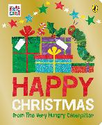 Cover-Bild zu Happy Christmas from The Very Hungry Caterpillar von Carle, Eric
