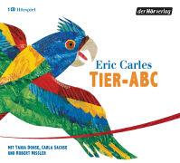 Cover-Bild zu Tier-ABC von Carle, Eric