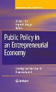 Cover-Bild zu Public Policy in an Entrepreneurial Economy (eBook) von Stough, Roger R. (Hrsg.)