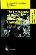 Cover-Bild zu The Emergence of the Knowledge Economy von Acs, Zoltan J. (Hrsg.)