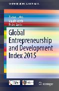 Cover-Bild zu Global Entrepreneurship and Development Index 2015 (eBook) von Autio, Erkko