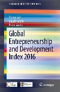 Cover-Bild zu Global Entrepreneurship and Development Index 2016 (eBook) von Acs, Zoltan