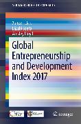 Cover-Bild zu Global Entrepreneurship and Development Index 2017 (eBook) von Acs, Zoltan J.