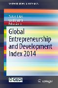 Cover-Bild zu Global Entrepreneurship and Development Index 2014 (eBook) von Autio, Erkko