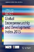 Cover-Bild zu Global Entrepreneurship and Development Index 2015 von Acs, Zoltan J.