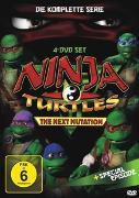 Cover-Bild zu Ninja Turtles - The Next Mutation von Eastman, Kevin