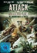 Cover-Bild zu Attack from the Atlantic Rim - Sie kommen nicht in Frieden von Lima, Richard