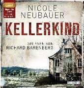 Cover-Bild zu Kellerkind von Neubauer, Nicole