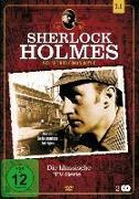 Cover-Bild zu Sherlock Holmes von Bloom, Harold Jack