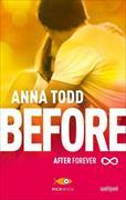 Cover-Bild zu Before. After forever von Todd, Anna