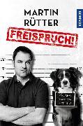 Cover-Bild zu Rütter, Martin: Freispruch (eBook)