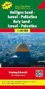 Cover-Bild zu Heiliges Land - Israel - Palästina, Autokarte 1:150.000, Top 10 Tips. 1:150'000 von Freytag-Berndt und Artaria KG (Hrsg.)