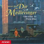 Cover-Bild zu Die Medlevinger (Audio Download) von Boie, Kirsten