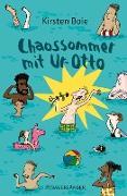 Cover-Bild zu Chaossommer mit Ur-Otto (eBook) von Boie, Kirsten