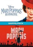 Cover-Bild zu Mary Poppins & Mary Poppins Rückkehr von Stevenson, Robert (Reg.)